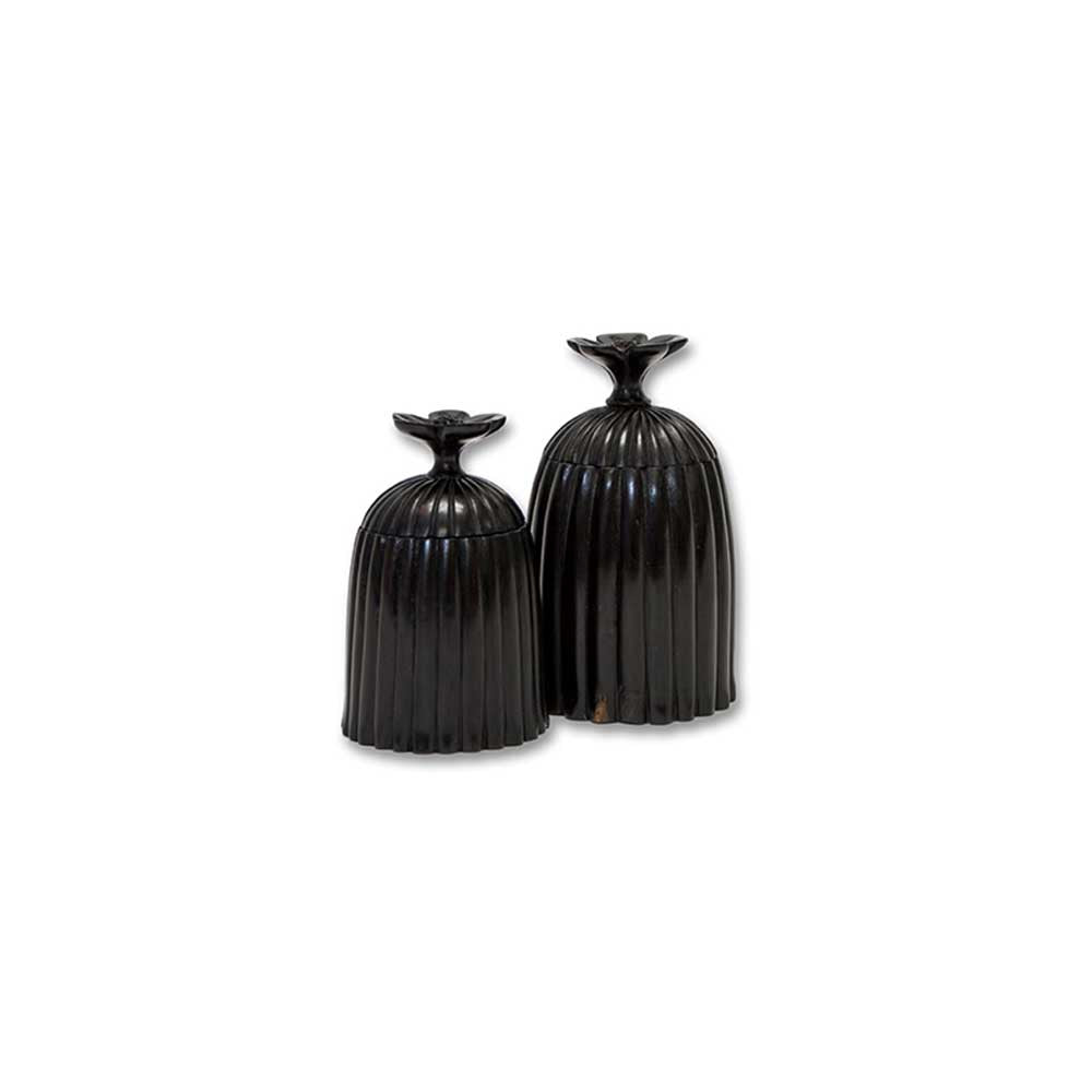Mozambique Ebony Vessels - Flur Design