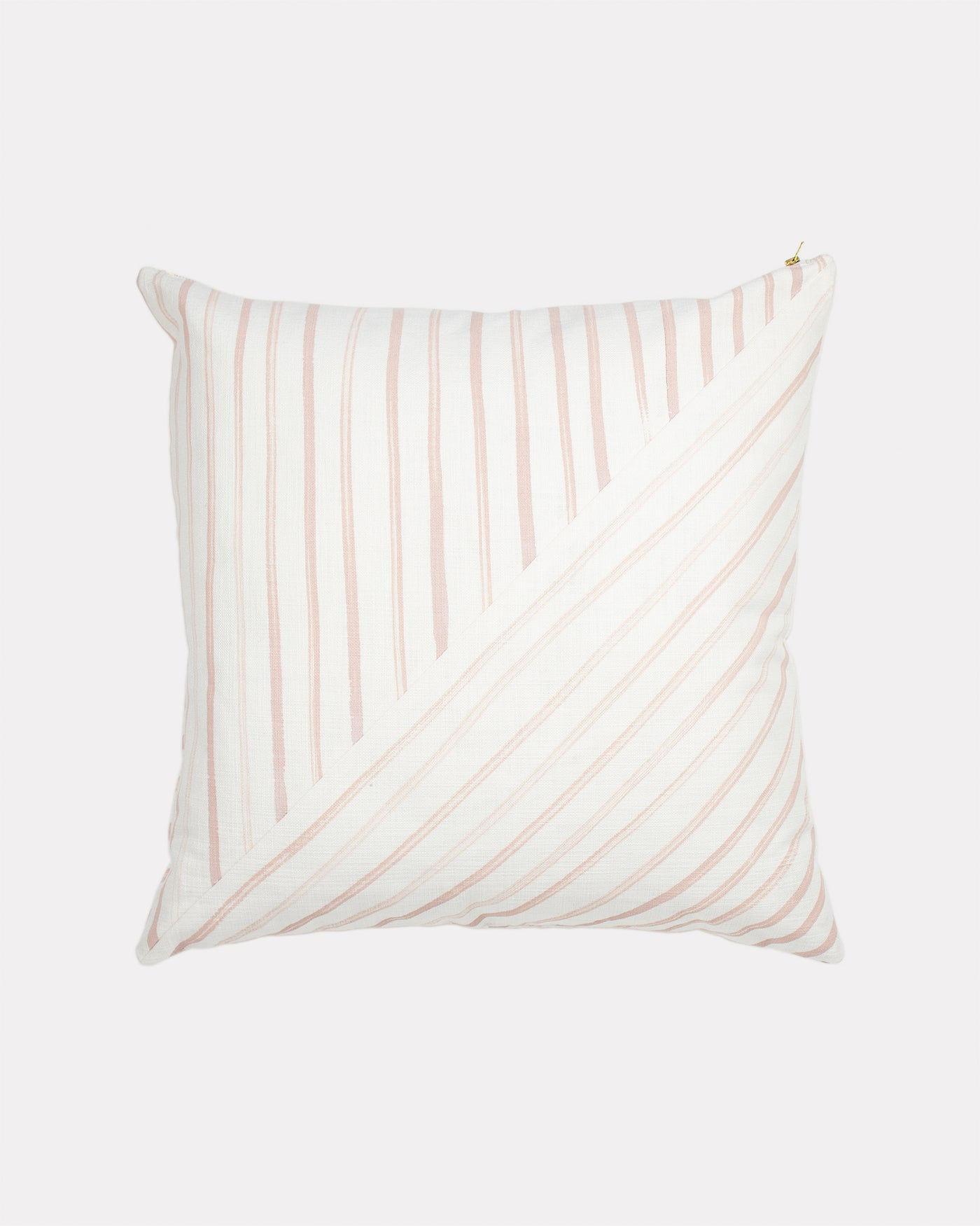 The Stripes Pillow Blush