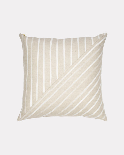 The Stripes Pillow Sand