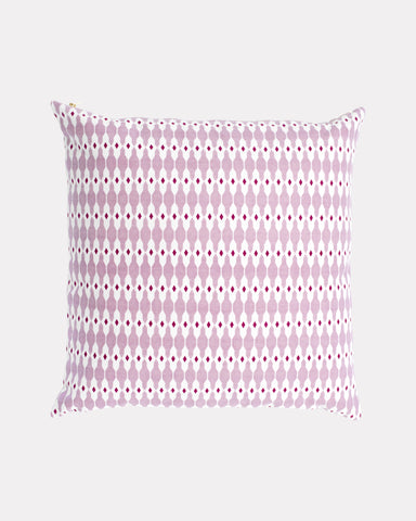 Geode Pillow Mauve