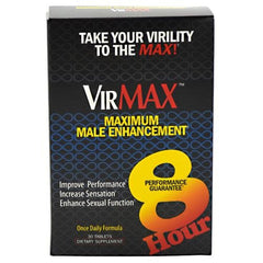 Virmax Maximum Male Enhancement - 30 Tablets - 853422002103