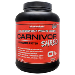 Muscle Meds Carnivor Shred