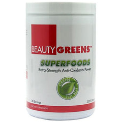 BeautyFit BeautyGreens - 30 Servings - 858695002409