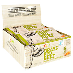 DNX Bars Grass Fed Beef Bar