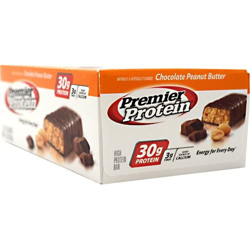 Premier Nutrition Protein High Protein Bar - Chocolate Peanut Butter - 6 ea - 643843999706