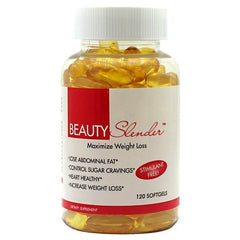 BeautyFit BeautySlender - 120 Softgels - 858695002096