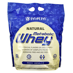 MRM Natural Metabolic Whey