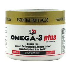 4 Dimension Nutrition Omega-3 Plus