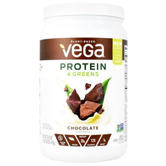 Vega Protein & Greens - Chocolate - 19 Servings - 838766006406