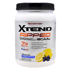 Scivation Xtend Ripped - Blueberry Lemonade - 30 Servings - 842595103151