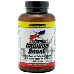 Xendurance Extreme Immune Boost - 180 Tablets - 180 Tablets - 855532002059