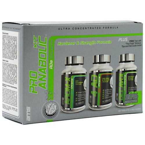 Advanced Muscle Science Pro Anabolic Kit RDe
