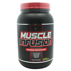 Nutrex Muscle Infusion - Chocolate Banana Crunch - 2 lb - 853237000523