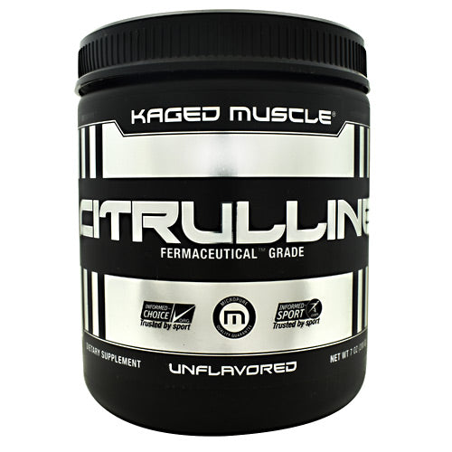 Kaged Muscle Citrulline - Unflavored - 100 Servings - 013189942122