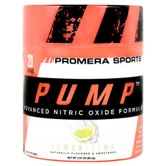 ProMera Pump - Lemon Lime - 20 Servings - 682676754205