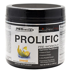 PEScience Prolific