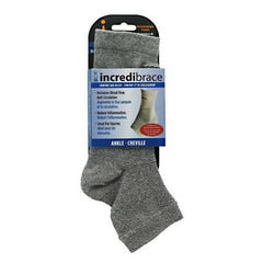 Incrediwear Incredibrace Ankle Brace With Germanium