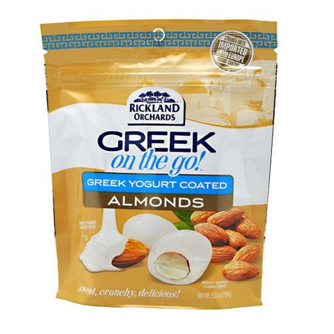 Greek Yogurt Coated Almonds - 5.5 oz