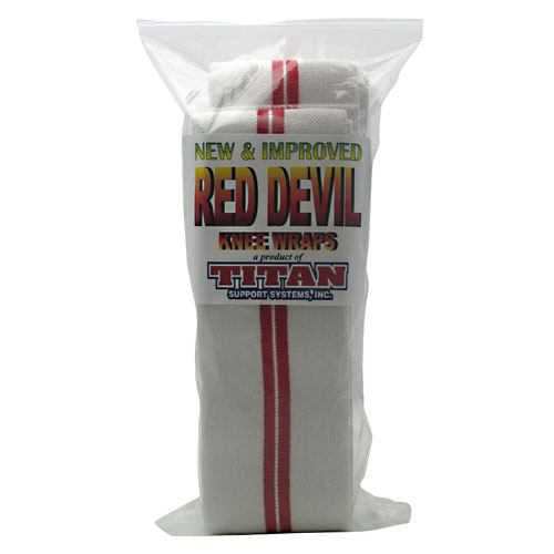 Titan Support Systems Red Devil Knee Wraps