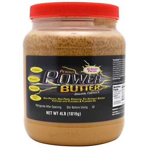Power Butter Peanut Power Butter