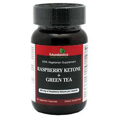 Futurebiotics Raspberry Ketones + Green Tea