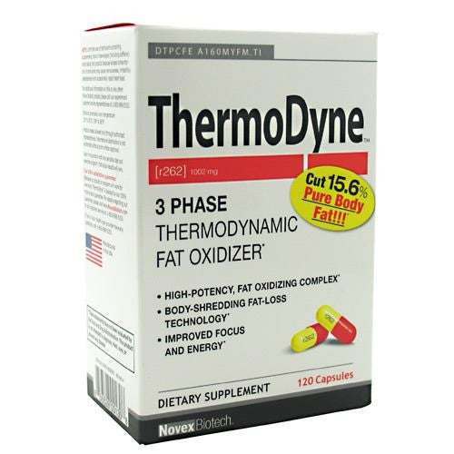 Basic Research ThermoDyne - 120 Capsules - 856528001308