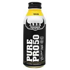 ABB Pure Pro 50 - Banana Cream - 12 Bottles - 00045529856646
