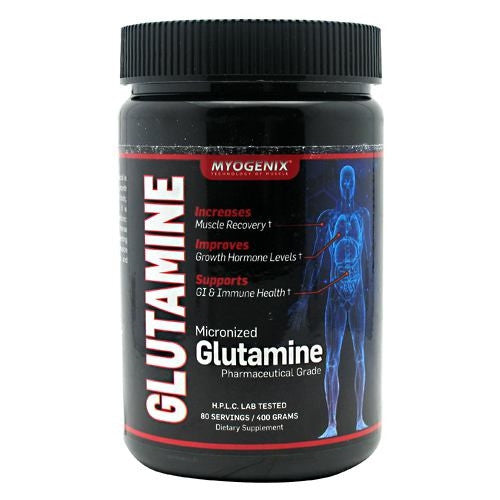 Myogenix Glutamine - 80 Servings - 680269139538