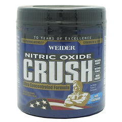 Weider Crush - Blue Raspberry - 30 Servings - 796502504343