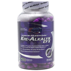 EFX Sports Kre-Alkalyn EFX - 240 Capsules - 737190001295
