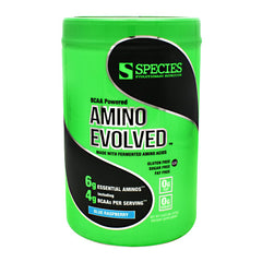 Species Evolution Nutrition Amino Evolved