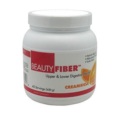 BeautyFit BeautyFiber - Creamsicle Orange - 45 Servings - 852128002318