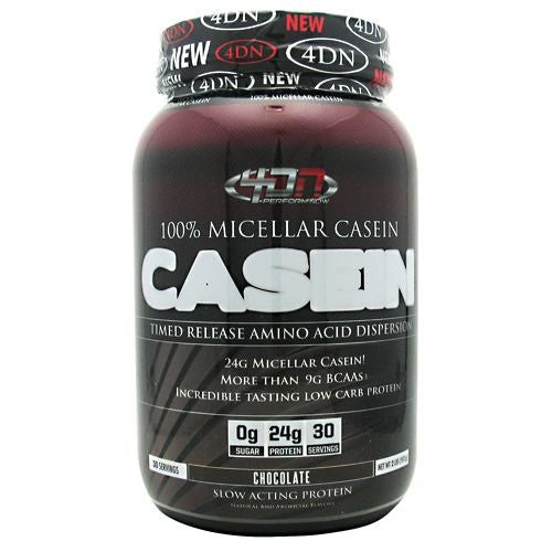 4 Dimension Nutrition Casein - Chocolate - 2 lb - 856036003191