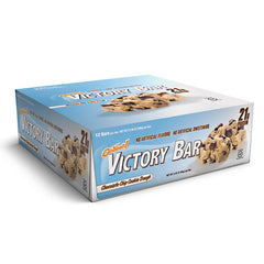 ISS Oh Yeah! Victory - Chocolate Chip Cookie Dough - 12 Bars - 788434110365