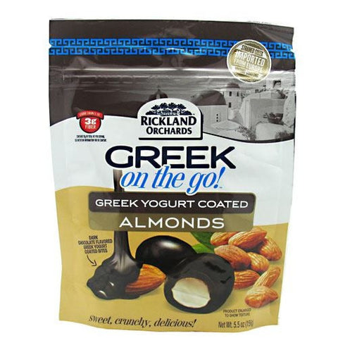Dark Chocolate Greek Yogurt Almond - 6.5 oz