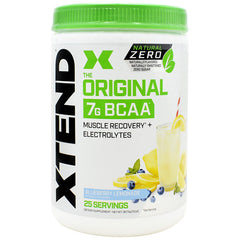 Scivation Natural Zero Xtend - Blueberry Lemonade - 25 Servings - 842595107043