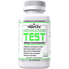 Finaflex (redefine Nutrition) Revolution Test