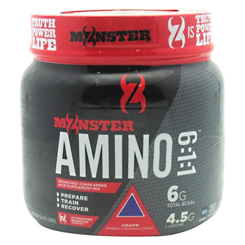 CytoSport Monster Amino - Grape - 300 g - 660726803004