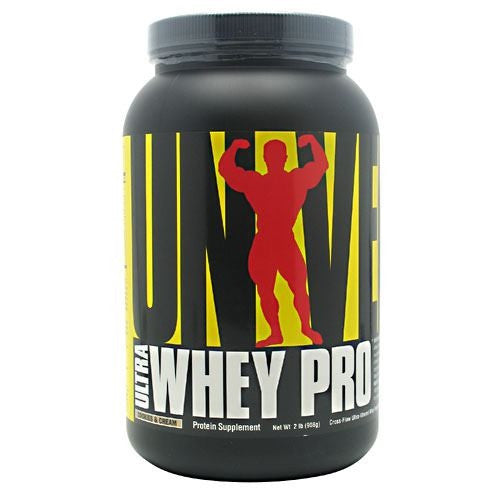 Universal Nutrition Ultra Whey Pro - Cookies & Cream - 2 lb - 039442016119