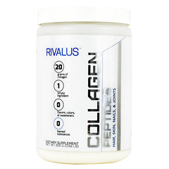 Rivalus Collagen Peptides - Unflavored - 15 Servings - 807156003578