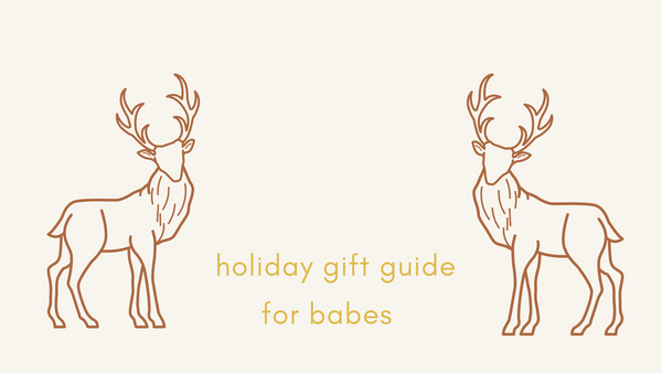 the ultimate holiday gift guide for EVERY babe in your life