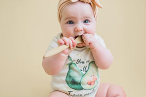 You're All I Avo Wanted Avocado Organic Baby Bodysuit