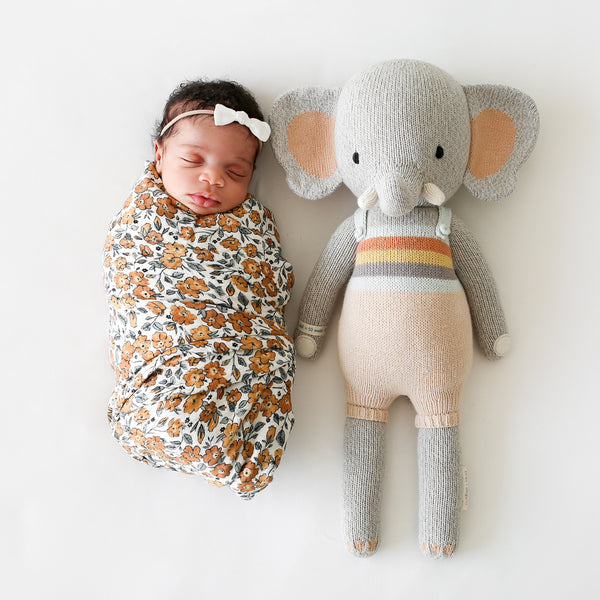 Evan The Elephant // 1 Doll = 10 Meals