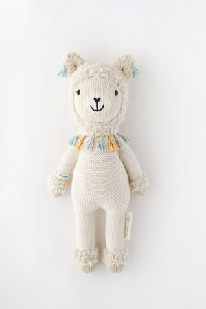Lucas The Llama // 1 Doll = 10 Meals