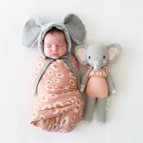 Eloise The Elephant // 1 Doll = 10 Meals