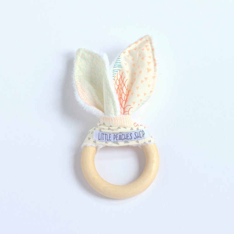 Meadow Bunny Teether