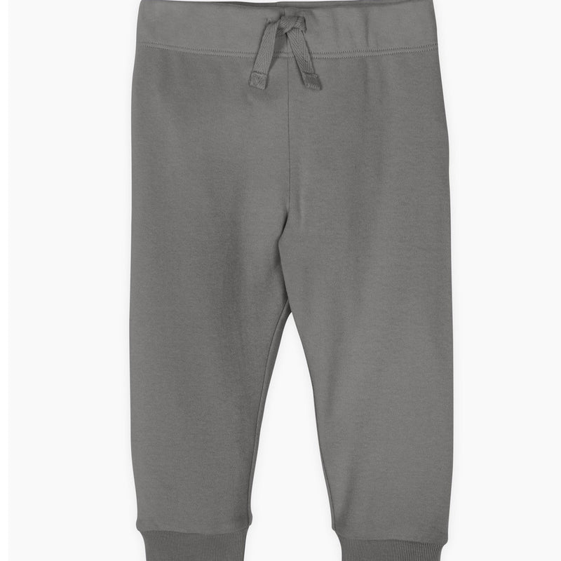 Organic Baby Joggers - Pewter