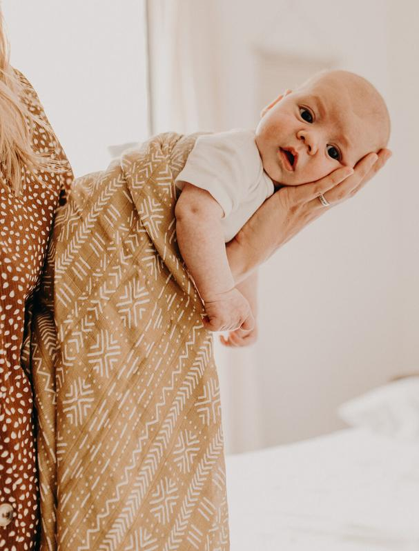 Sand Baby Swaddle