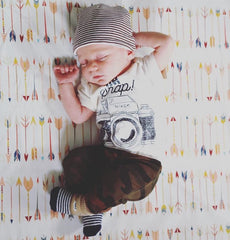Oh Snap Vintage Nikon Camera, Photographer, Photography Baby, Boy, Girl, Unisex, Gender Neutral, Infant, Toddler, Newborn, Organic, Bodysuit, Outfit, One Piece, Onesie®, Onsie®, Tee, Layette, Onezie®