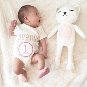 Peanut Organic Baby Outfit